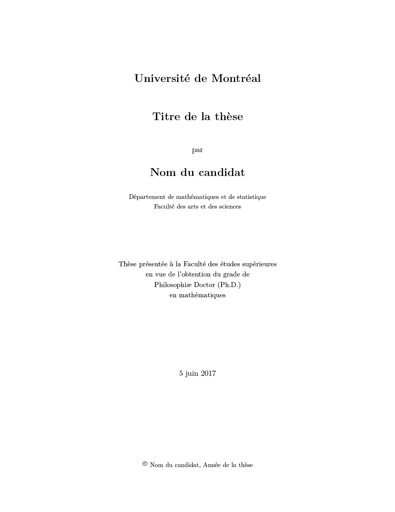 Benchmarking phd thesis